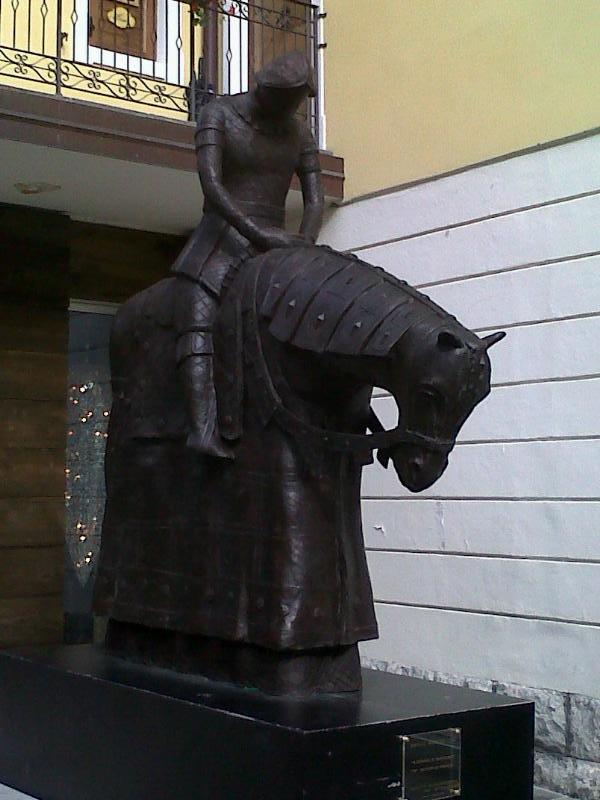 Una signore da Cortina il 07.08.2012