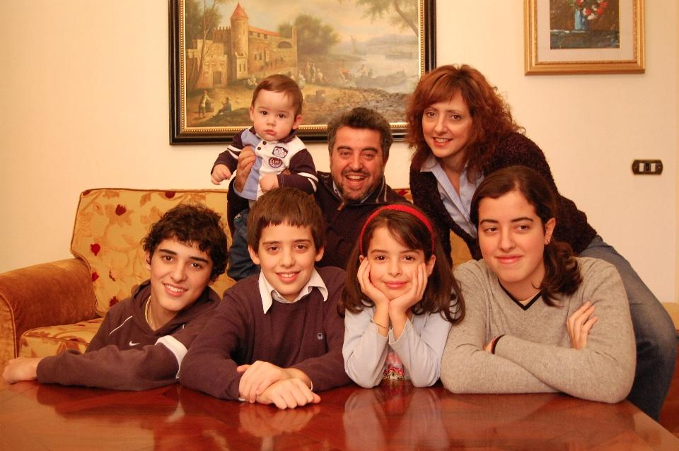 La famiglia Bartolomei