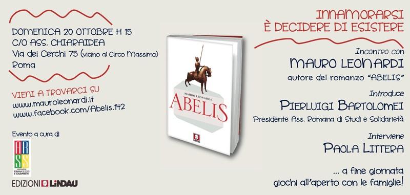 Abelis domenica 20 ottobre  a via dei Cerchi