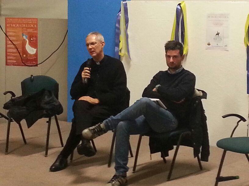 Mauro Leonardi e Alberto Comisso