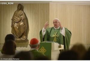 Il Papa: lavorare tutti per l'unità della Chiesa, così si diventa più forti
