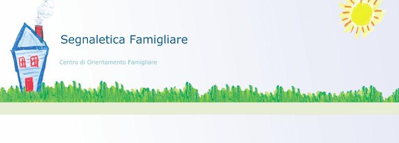 Logo Segnaletica Familiare