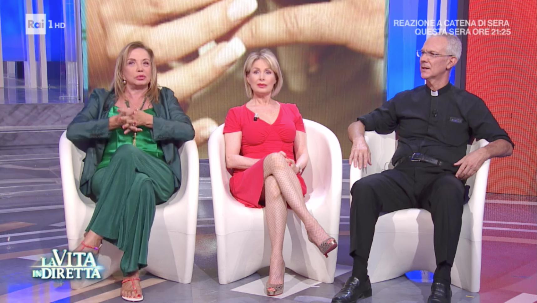 Matrimonio Tema Siciliano : La vita in diretta puntata sul matrimonio come gesù