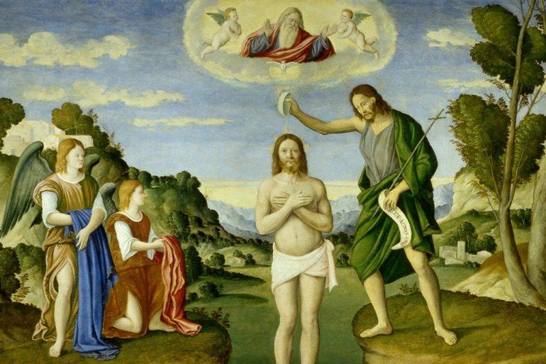 Blog - Battesimo di Gesù: per iniziare la Missione, bisogna scendere - Come  Gesù
